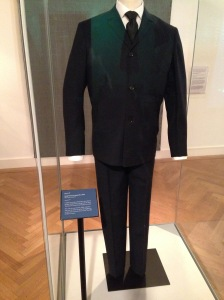 Example of early 20th century tailoring